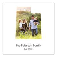 Designs Direct Utah Family Canvas Wall Art