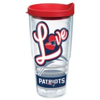 Tervis® NFL New England Patriots 24 oz. Love Wrap Tumbler with Lid