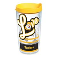 Tervis® NFL Pittsburgh Steelers 16 oz. Love Wrap Tumbler with Lid