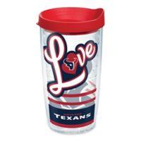 Tervis® NFL Houston Texans 16 oz. Love Wrap Tumbler with Lid