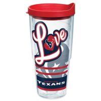 Tervis® NFL Houston Texans 24 oz. Love Wrap Tumbler with Lid