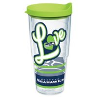 Tervis® NFL Seattle Seahawks 24 oz. Love Wrap Tumbler with Lid