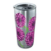 Tervis® Painted Dahlias 20 oz. Stainless Steel Tumbler with Lid