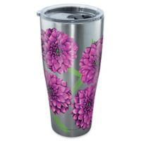 Tervis® Painted Dahlias 30 oz. Stainless Steel Tumbler with Lid