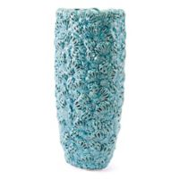 Zuo® Petals Large Vase in Teal