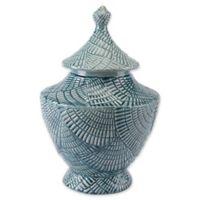 Zuo® Escalera Large Jar in Mint