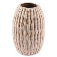 Zuo® Modern Marino Small Vase in Taupe