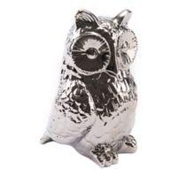 Zuo® Owl in Silver