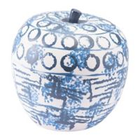Zuo® Ree Apple in Blue/White
