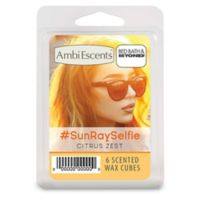 AmbiEscents™ #SunRaySelfie 6-Pack Scented Wax Cubes