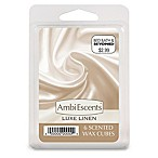 AmbiEscents™ Luxe Linens 6-Pack Scented Wax Cubes