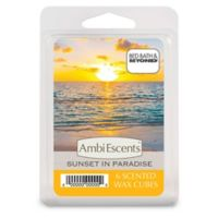 AmbiEscents™ Sunset in Paradise 6-Pack Scented Wax Cubes