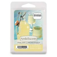 AmbiEscents™ Italian Limoncello 6-Pack Scented Wax Cubes