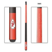 NFL Kansas City Chiefs Billiard Cue Stick