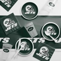 NFL New York Jets 56-Piece Complete Tailgate Party Kit