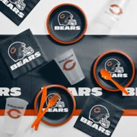 NFL Chicago Bears 56-Piece Complete Tailgate Party Kit