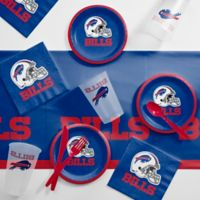 NFL Buffalo Bills 56-Piece Complete Tailgate Party Kit
