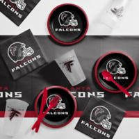 NFL Atlanta Falcons 56-Piece Complete Tailgate Party Kit
