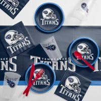 NFL Tennessee Titans 56-Piece Complete Tailgate Party Kit