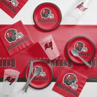 NFL Tampa Bay Buccaneers 56-Piece Complete Tailgate Party Kit