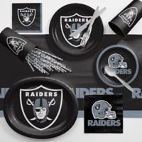 NFL Oakland Raiders 113-Piece Complete Tailgate Party Kit