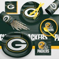 NFL Green Bay Packers 113-Piece Complete Tailgate Party Kit