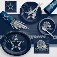 NFL Dallas Cowboys 113-Piece Complete Tailgate Party Kit