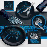 NFL Carolina Panthers 113-Piece Complete Tailgate Party Kit