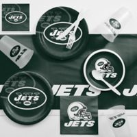NFL New York Jets 81-Piece Complete Tailgate Party Kit
