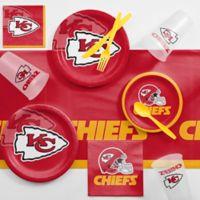 NFL Kansas City Chiefs 81-Piece Complete Tailgate Party Kit