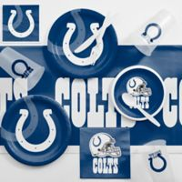 NFL Indianapolis Colts 81-Piece Complete Tailgate Party Kit
