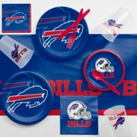 NFL Buffalo Bills 81-Piece Complete Tailgate Party Kit