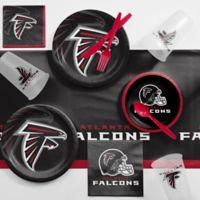 NFL Atlanta Falcons 81-Piece Complete Tailgate Party Kit