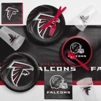NFL Atlanta Falcons 81-Piece Complete Tailgate Party Kit