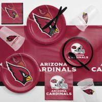 NFL Arizona Cardinals 81-Piece Complete Tailgate Party Kit