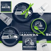 NFL Seattle Seahawks 81-Piece Complete Tailgate Party Kit