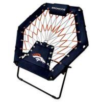 NFL Denver Broncos Premium Bungee Chair