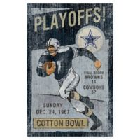 NFL Vintage Wall Art