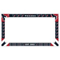 NFL Houston Texans Big Game 24-Inch Computer Monitor Frame