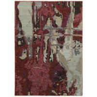 Oriental Weavers Evolution 3-Foot 3-Inch x 5-Foot -Inch Area Rug in Red