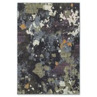 Oriental Weavers Evolution 5-Foot 3-Inch x 7-Foot 3-Inch Area Rug in Navy
