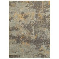 Oriental Weavers Evolution 6-Foot 7-Inch x 9-Foot 6-Inch Area Rug in Grey