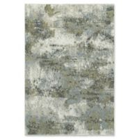 Oriental Weavers Evolution Impressions 5-Foot 3-Inch x 7-Foot 3-Inch Area Rug in Blue