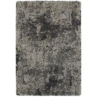 Oriental Weavers Henderson Abstract 3-Foot 10-Inch x 5-Foot 5-Inch Area Rug in Grey