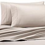 Heartland® Homegrown™ 500-Thread-Count Cotton Wrinkle-Free Queen Sheet Set in Khaki