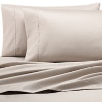 Heartland® Homegrown™ 500-Thread-Count Cotton Wrinkle-Resistant Twin Sheet Set in Khaki