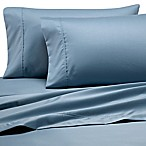 Heartland® Homegrown™ 500 TC Cotton Wrinkle-Free Queen Sheet Set in Turquoise