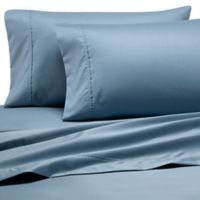 Heartland® Homegrown™ 500 TC Cotton Wrinkle-Resistant Twin Sheet Set in Turquoise