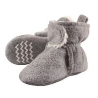 Hudson Baby Size 4T Sherpa Lined Scooties in Heather Grey