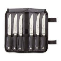 Genesis® 7-Piece Serrated Steak Knife Set